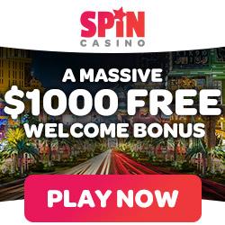 Spin Casino Banner