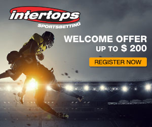 Intertops Casino Banner