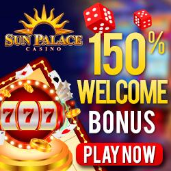 Sun Palace Casino Banner
